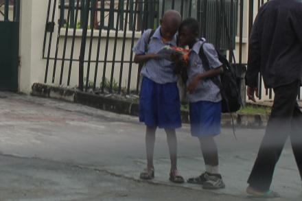 Nigerian Schoolchildren